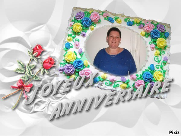 Joyeux Anniversaire Sandrine :)