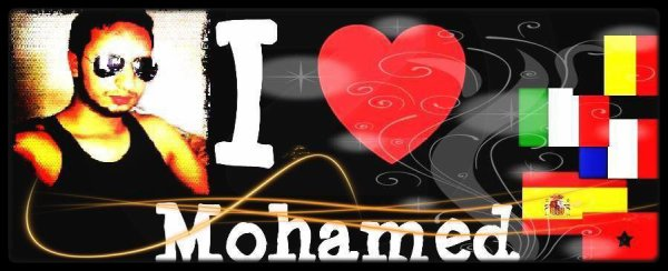 I LOVE MOHAMED