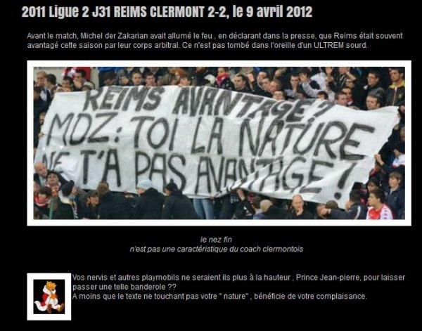 2016 Ligue 2 J08 REIMS CLERMONT, l'avant match, le 19/09/2016