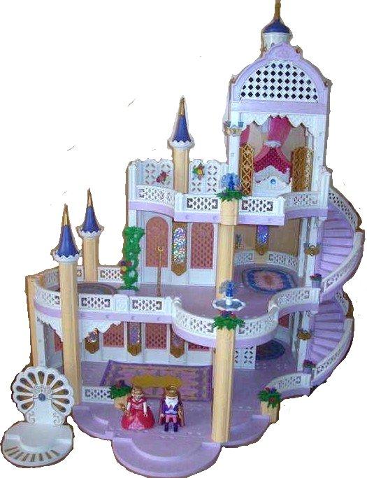 5 royaut monarchie 3019 palais des merveilles photo for Notice de montage chateau princesse playmobil