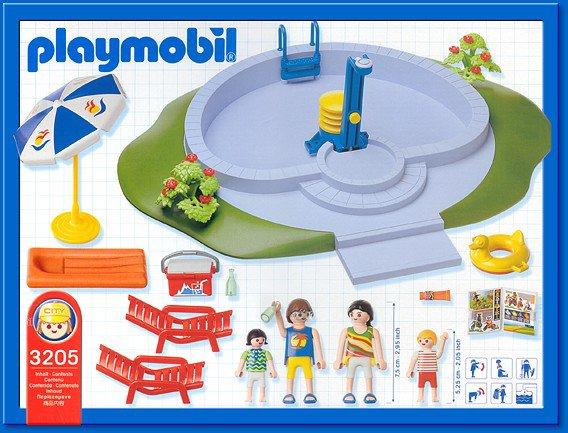 9b maison moderne exterieur 3205 famille piscine photo for Piscine maison moderne playmobil