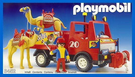 15 cirque 3452 camion de cirque photo archive article - Cirque playmobil ...
