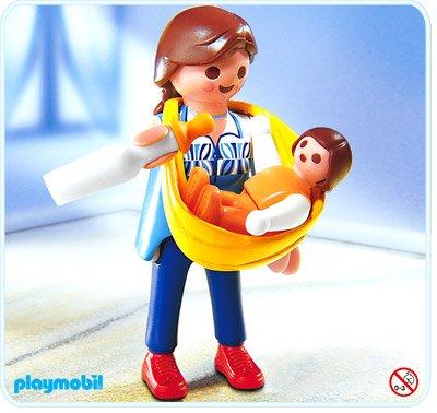 10a parents enfant 4619 maman bebe photo archive for Playmobil chambre bebe