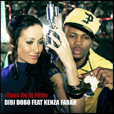 """Tous de la fete"" Kenza Farah feat Dibi Dobo"
