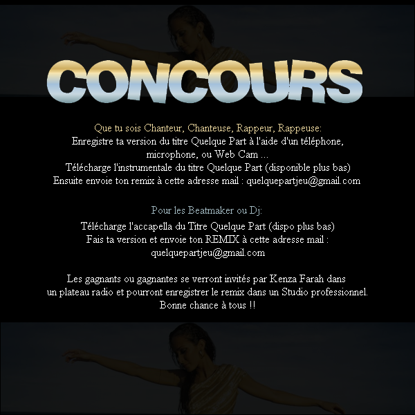 Concours & Album Photos JUILLET 2012