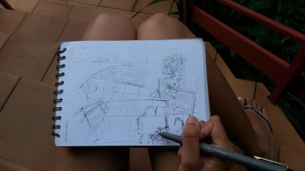 dessin à la tablette