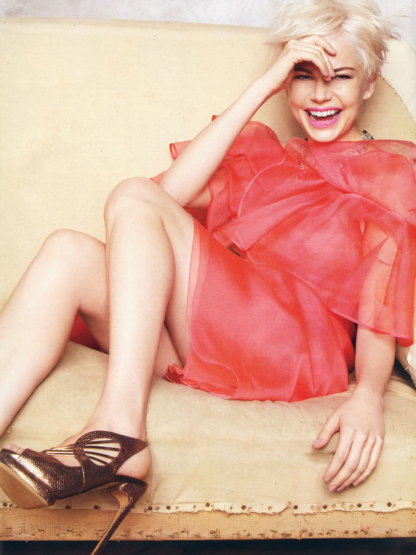 Michelle Williams for Marie Claire US ( February 2011 )