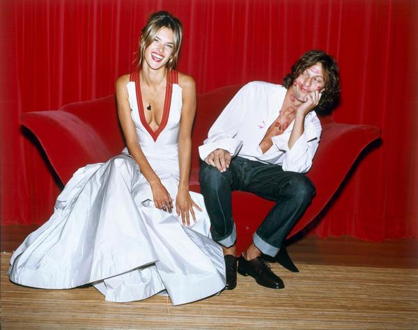 Alessandra Ambrosio for Glamour  ( February 2004 )