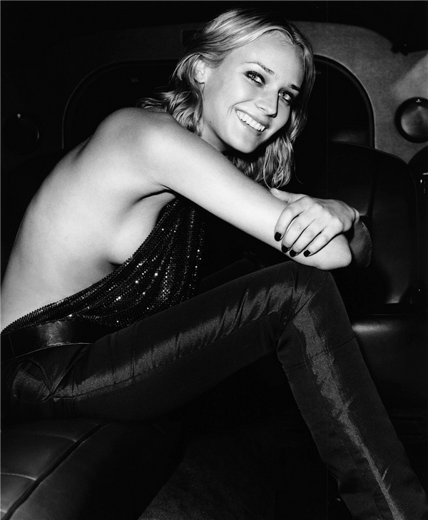 Diane Kruger for Madame Figaro ( 2000 )