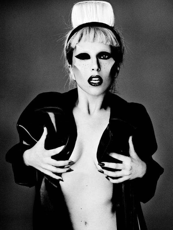 Lady Gaga for i-D ( Spring 2011 )