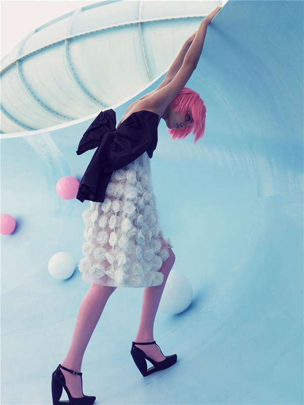 Natalia Vodianova for W Magazine  ( September 2006 )