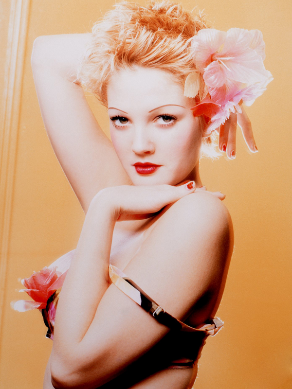 Drew Barrymore for Premiere ( 1995 )