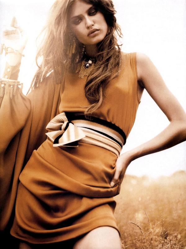 Bianca Balti for Numéro Magazine ( October 2005 )