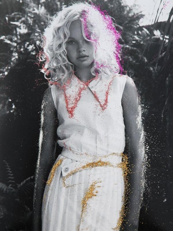 Courtney Vogler for Material Girl ( Winter 2010 )