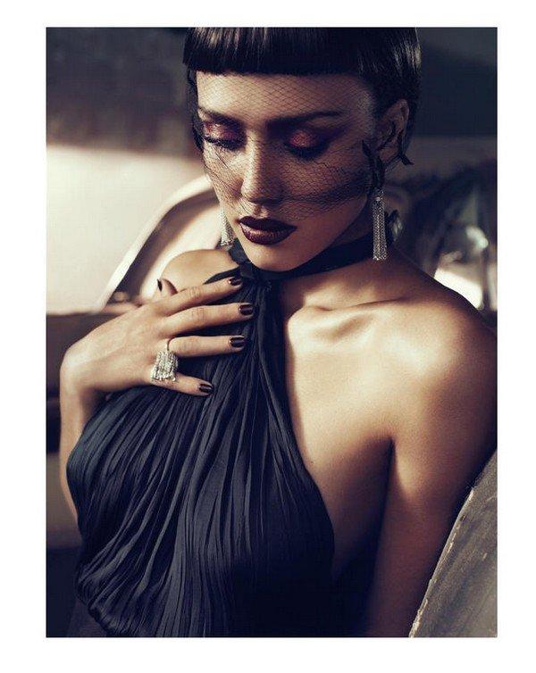 Jessica Alba for Vogue Italia ( April 2011 )