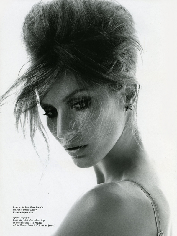 Gisele Bundchen for Muse Magazine   ( Summer 2010 )