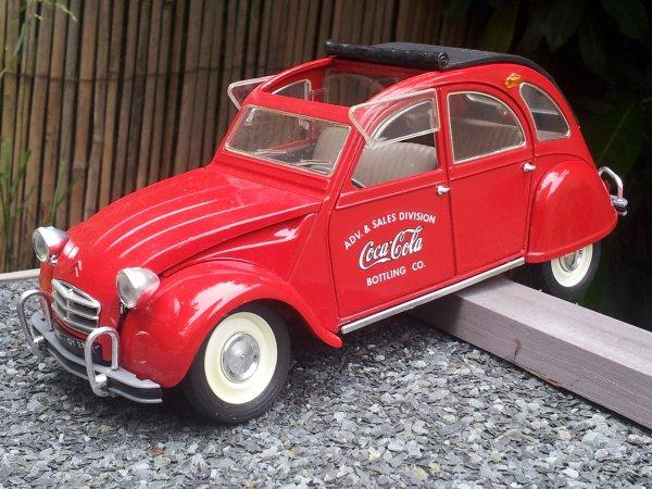 2cv Coca-Cola