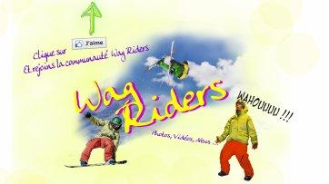 Les Wag Riders sont sur Facebook !