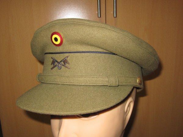 K�pi sous officier lancier belge ww2