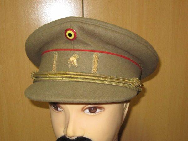 Képi officier supérieur génie belge ww2