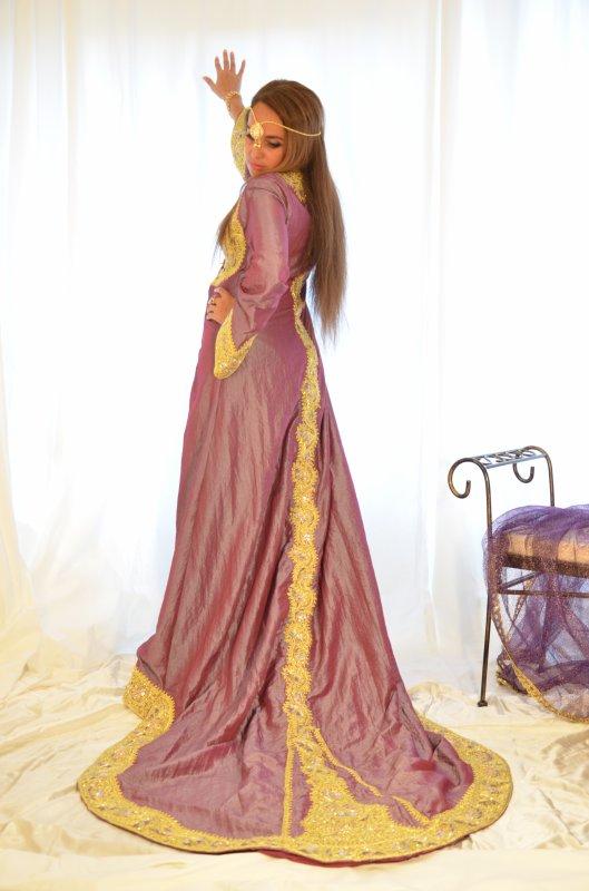 Robe De Mariage Orientale Lyon