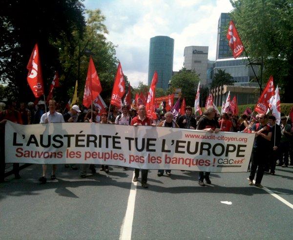 L'aust�rit� ne marche pas pour sortir de la crise