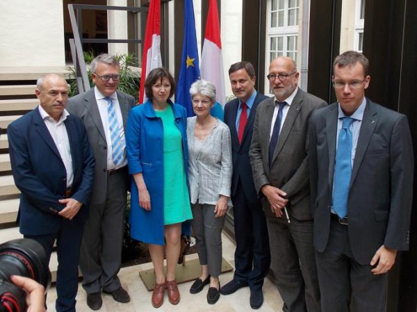 Rencontre luxembourgeoise