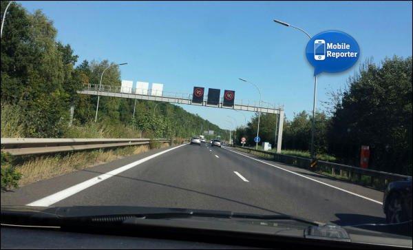 Les autoroutes du pays limit�es � 90 km/h