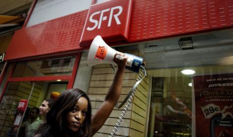 Services clients SFR : le Maroc ou la porte ?