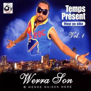 """Werrason dans """"Temps Pr�sent"""" (Disc 1)"""