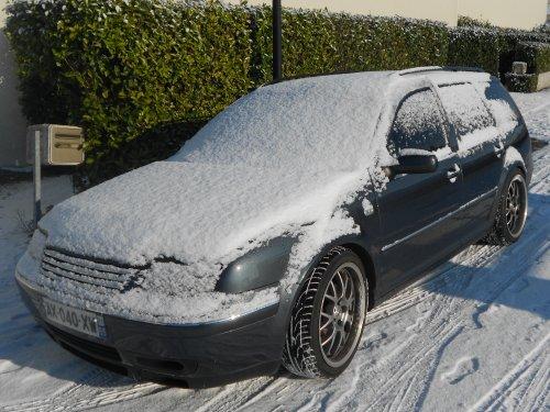 L'hiver est sur la Vendée !