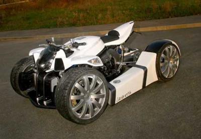moto 4 roue proto diablo06. Black Bedroom Furniture Sets. Home Design Ideas