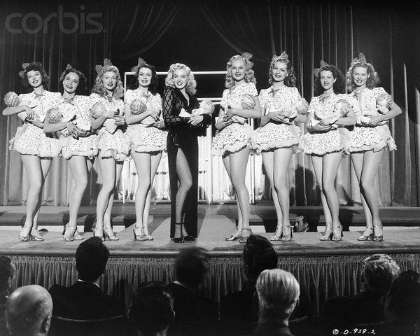 LADIES OF THE CHORUS - Les reines du Music-Hall (1948)