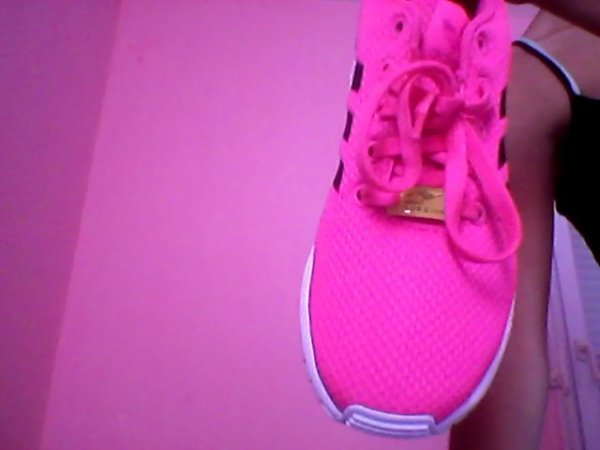 adidas zx flux rose fluo