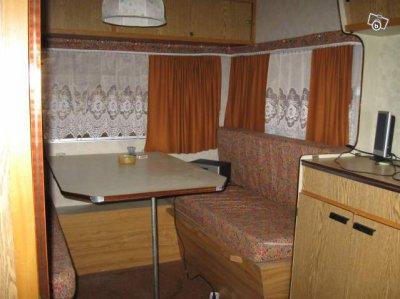 int rieur cendrillon caravane ode la caravane. Black Bedroom Furniture Sets. Home Design Ideas