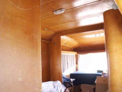 Voici l 39 int rieur tesserault fin 1960 caravane for Interieur 1960