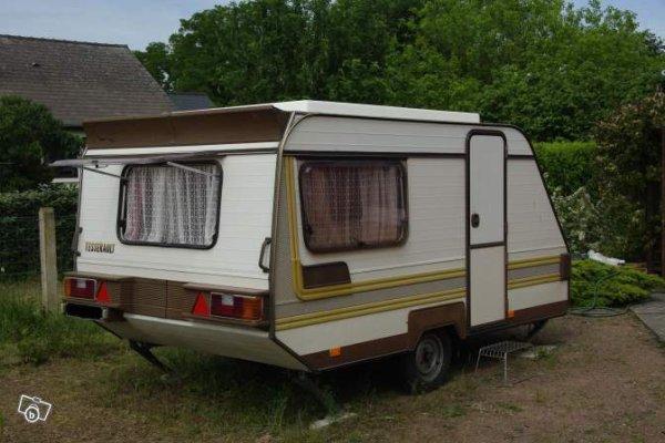 une pony tesserault petit mod le sans wc caravane ode la caravane. Black Bedroom Furniture Sets. Home Design Ideas