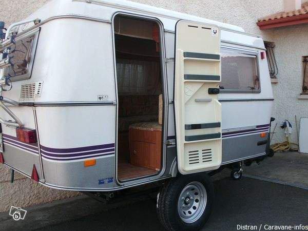 une version originale eriba tout terrain vue sur leboncoin caravane ode la caravane. Black Bedroom Furniture Sets. Home Design Ideas