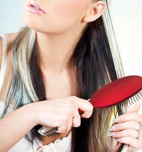 Les recettes de la chute des cheveux pour lenfant