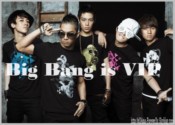 Big Bang [Rap/R&B/Hip Hop] = B2K Cor�en ?