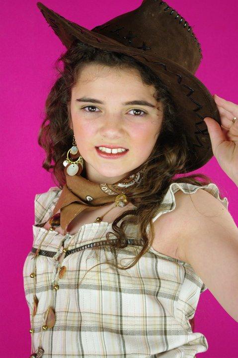 Cat�gorie Miss juniors : 14-16 ans
