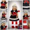 Suite de la collection de Noël 2015