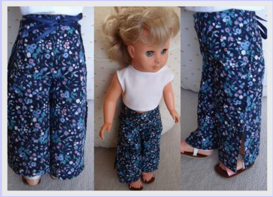 Petit d�fi.. Pantalon Tha�!