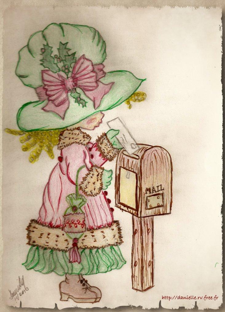 Ma lettre au Père Noël!!