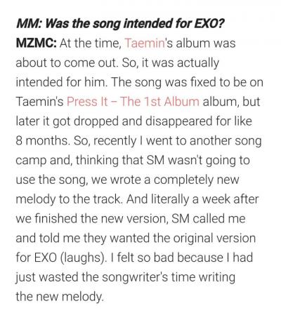 BTS vs EXO... Et puis TaeMin arrive.