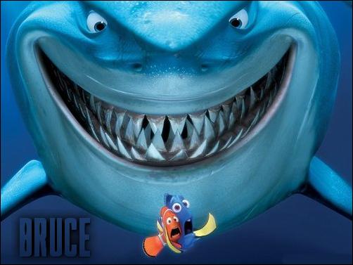 Articles de disneythe dream tagg s personnages page 2 - Requin enclume ...