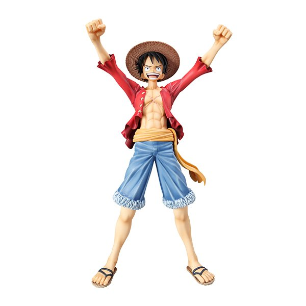 One Piece P.O.P Luffy Sailing version : Next G�n�ration (2 ans plus tard)