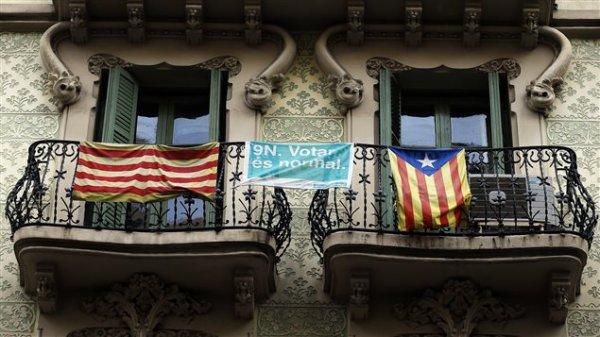 Catalogne et Espagne
