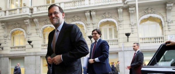 Gouvernement espagnol 3 novembre (le point) Espagne : Rajoy forme son gouvernement, toujours guidé par l'austérité