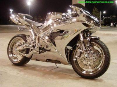 La moto la plus belle du monde